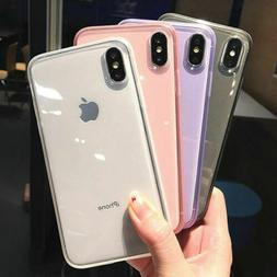 For iPhone XS Max XR X 7 8 Plus Protective Shockproof Hybrid