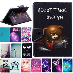 """For RCA Voyager 7"""" 10.1"""" Android Tablet Universal PU Leather"""