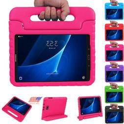 Kids Shockproof Handle Cover Case For Samsung Galaxy Tab A 1
