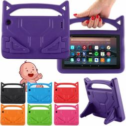 Kids Shockproof Tablet EVA Case Cover For Amazon Kindle Fire