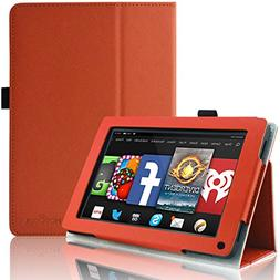 Kindle Fire 1st & 2nd Generation Cover Case - HOTCOOL Slim N