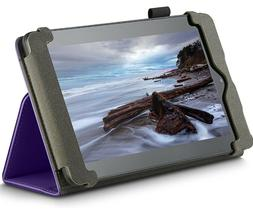 Kindle Fire 7 5th generation, Nupro Fire Standing Case, Purp