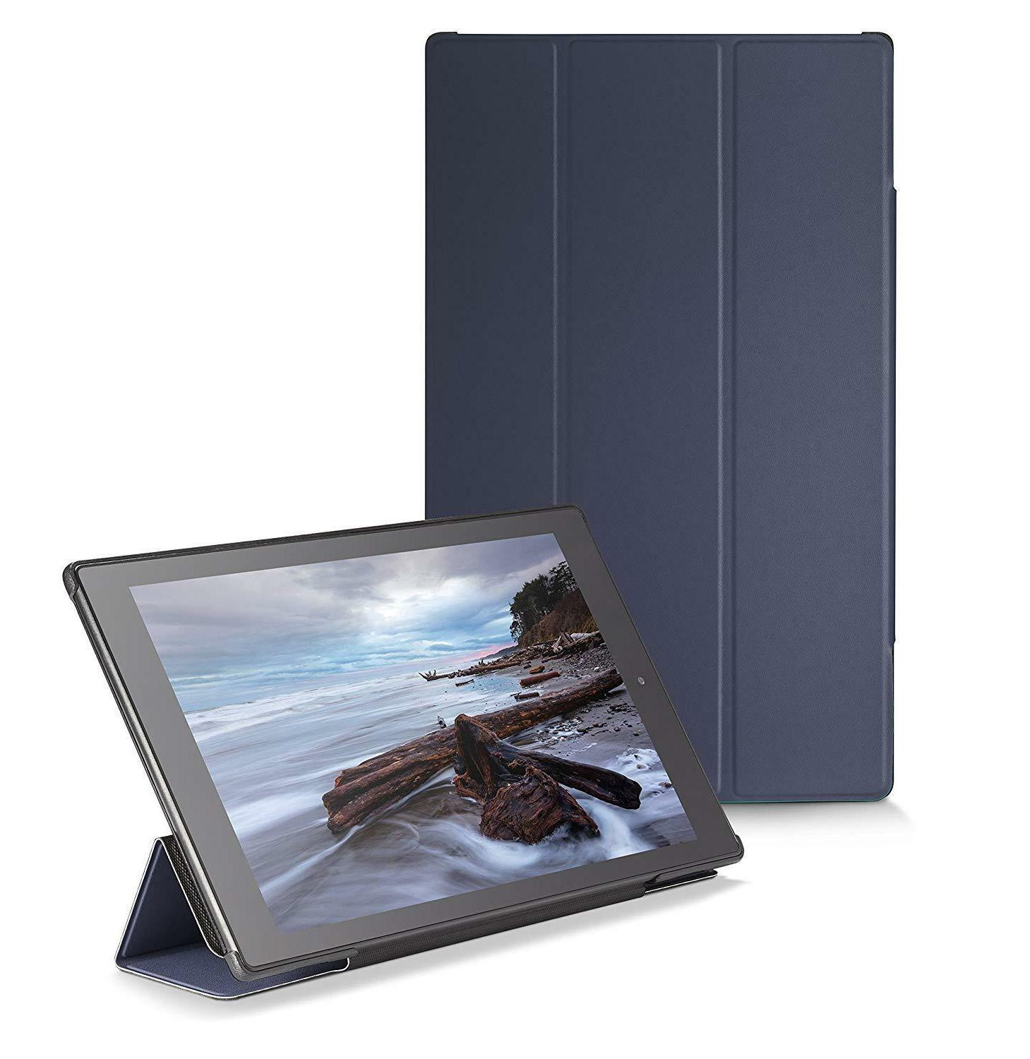"NuPro 02T00007-Nvy Carrying Case For 10"" Tablet Navy"