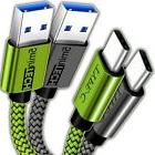 USB Nylon Braided Cord Cable Charger for ZTE Cell Phones