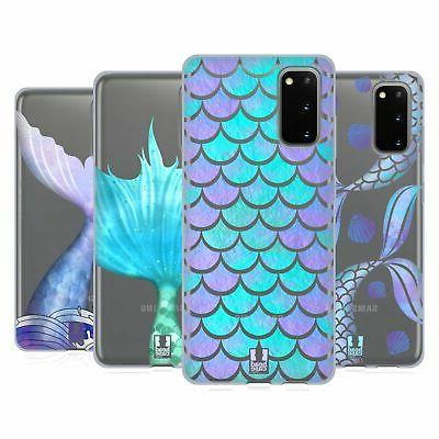 HEAD CASE DESIGNS MERMAID TAIL SOFT GEL CASE FOR SAMSUNG PHO