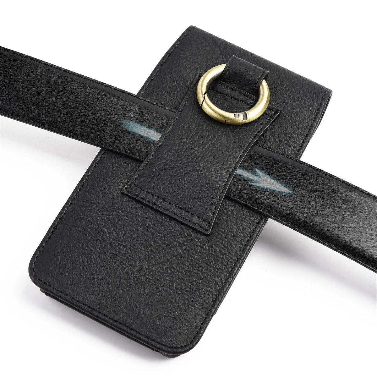 Vertical Case Cover Holster Belt Loop For Cell Phone