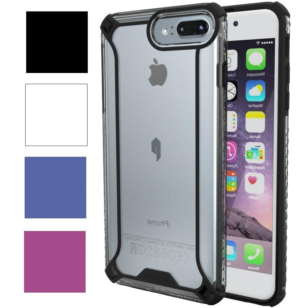 For iPhone 7 / 7 Plus Case Poetic Soft Shockproof TPU Bumper
