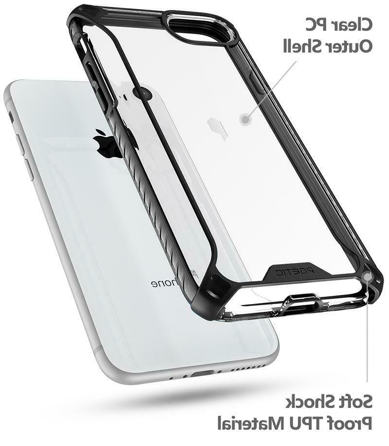 Poetic Affinity Black/Clear Case