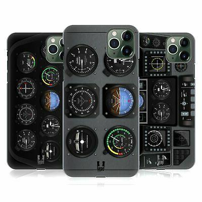 aircraft cockpit dashboard back case for apple