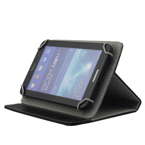 For Tablet Keyboard Universal Leather Case WQ