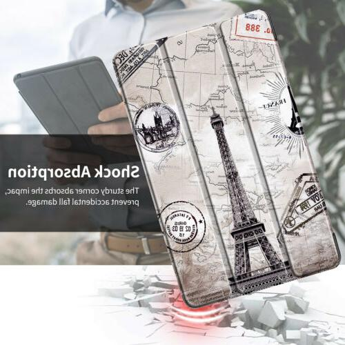 For All-New 7 2019 Tablet Leather Stand Cover