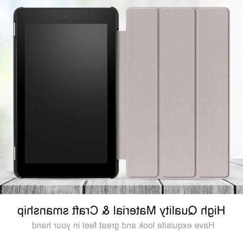 For All-New Tablet Leather Cover