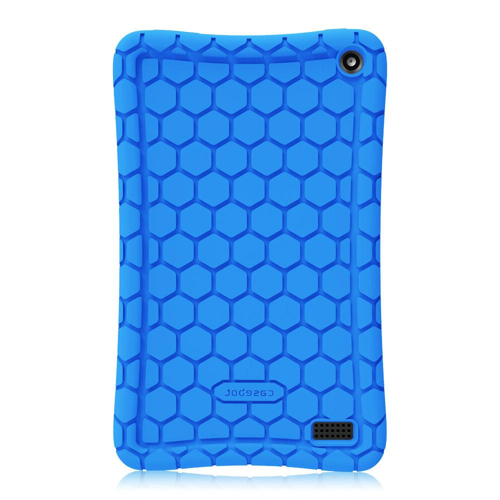For 7 2017 /2019 Silicone Case Cover Kids Friendly