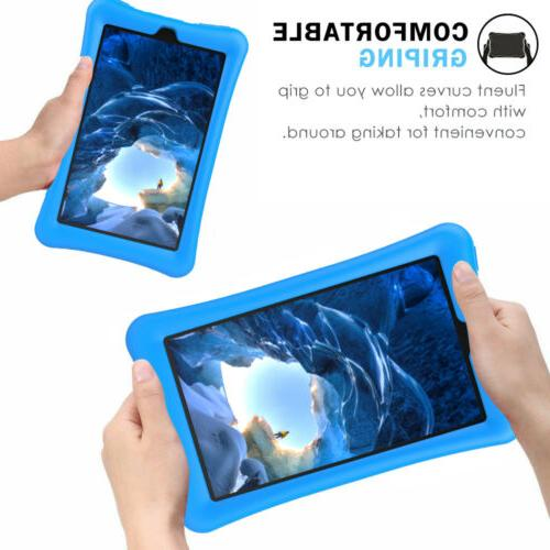 For All-New 7 Tablet Kids Silicone Case 9th 2019