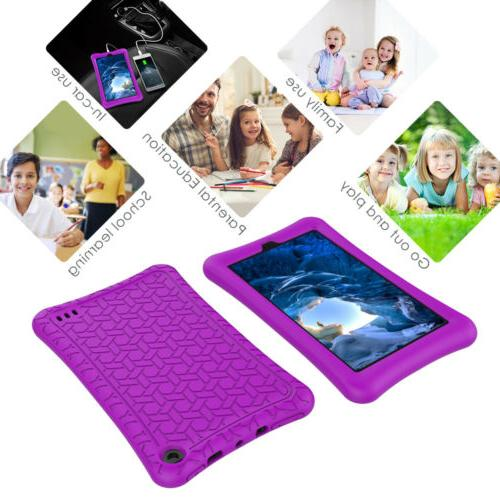 For All-New Fire 7 Case Cover 9th Generation 2019
