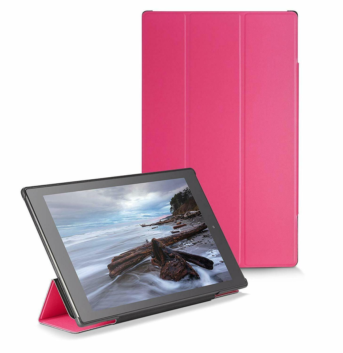"Amazon NuPro Carrying Case for 10"" Tablet - Pink"