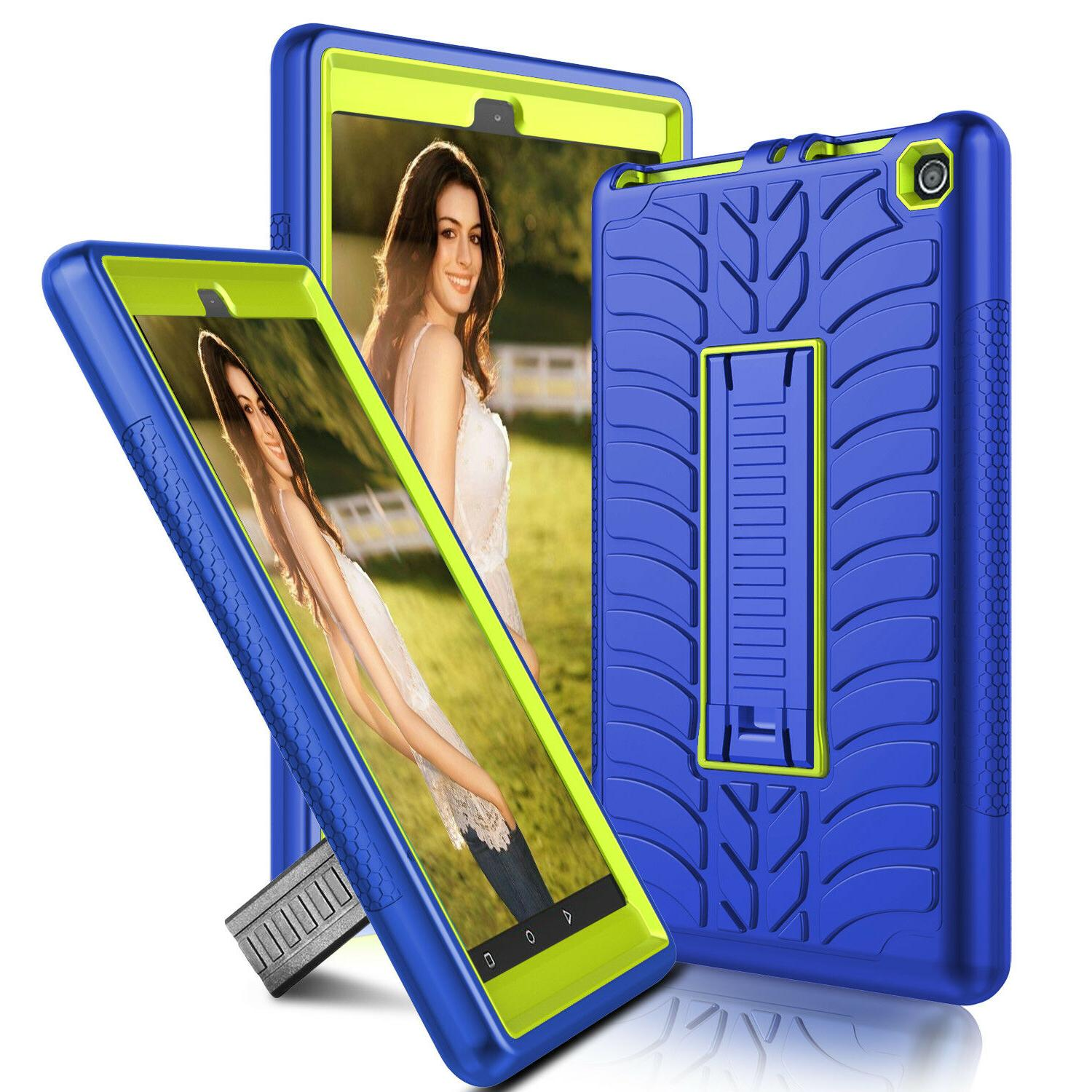 For Amazon 7 8 7th Heavy Tablet Case