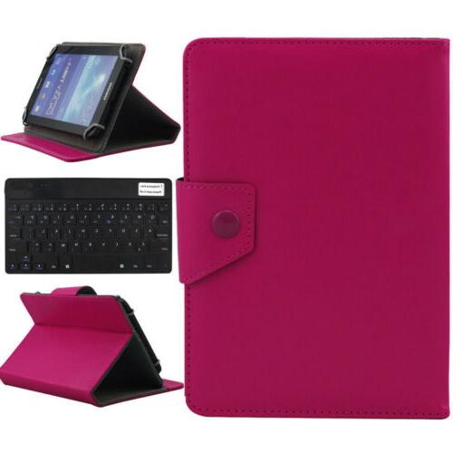 """For Kindle 7"""" Tablet Universal Leather Cover Case"""