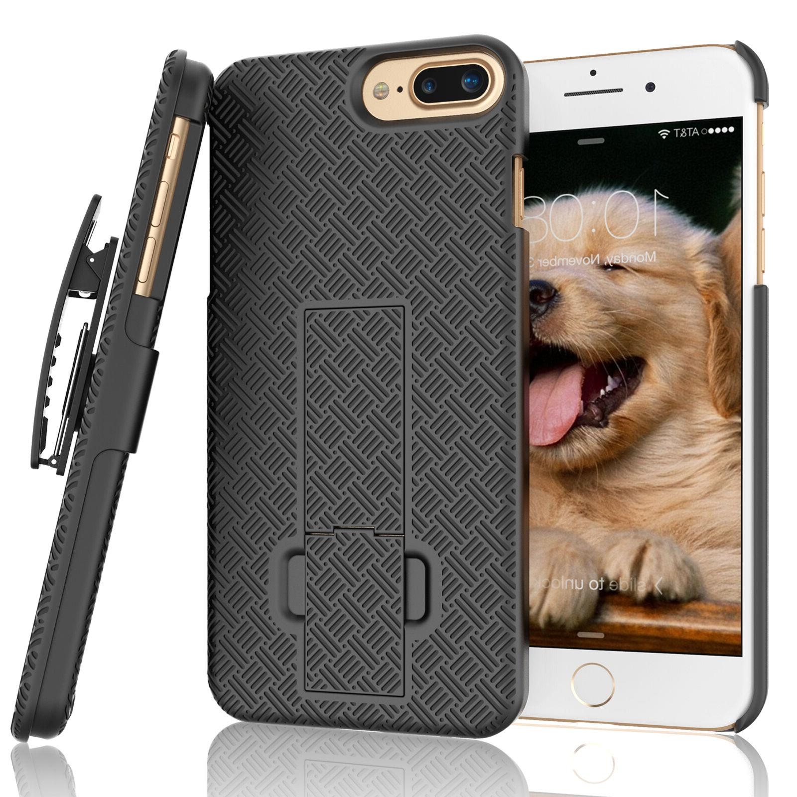 apple iphone 7 7 plus shell holster