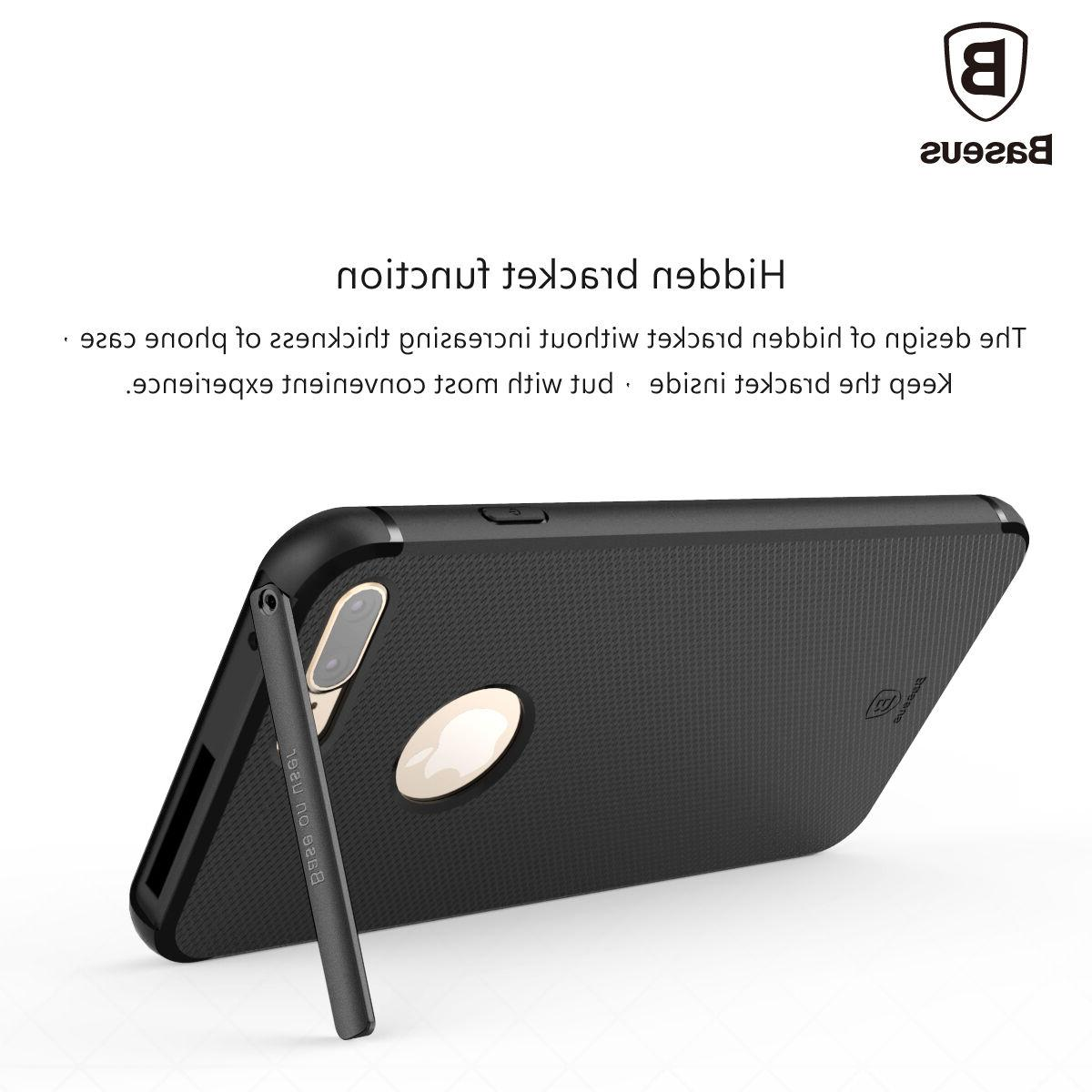 For Apple Plus Magnetic Slim TPU Cover