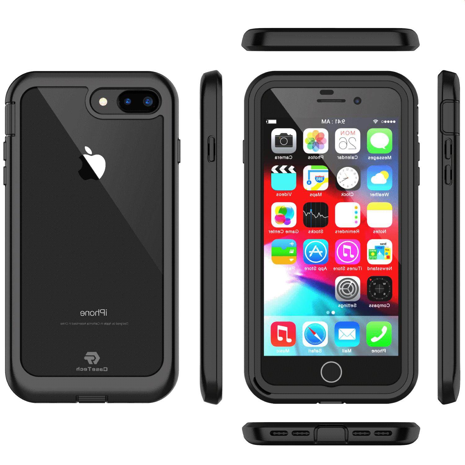 For Apple 7 / 8 Cover Shockproof Screen Protector