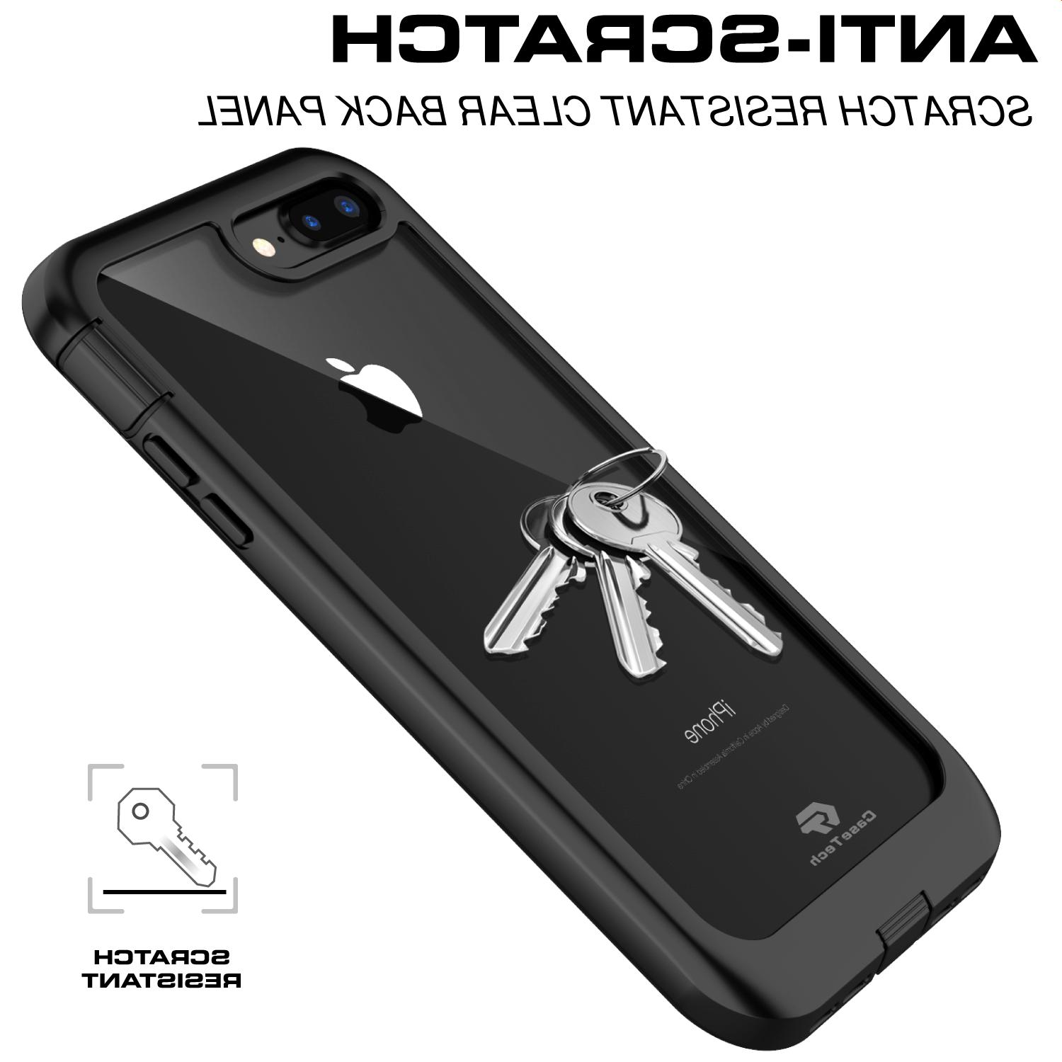 For Apple / 8 Cover Shockproof Screen Protector
