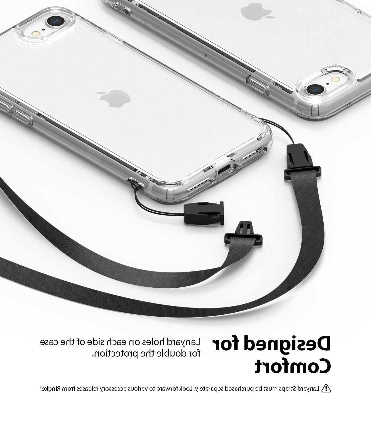 For / 8 / 7 Case | PC + TPU Cover