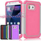 armor shockproof rugged rubber hard case cover