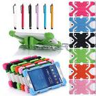 "For Asus 7""8"" 10"" 10.1""Tablet PC Silicone Shockproof Case Co"