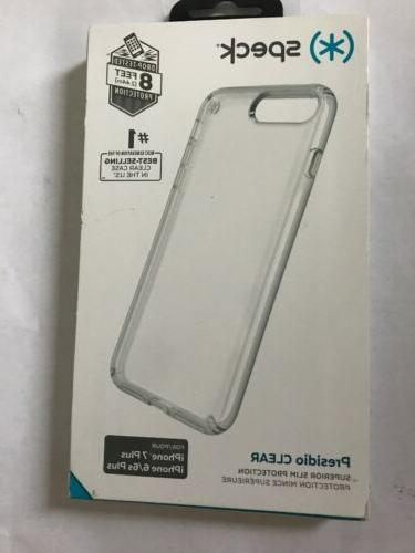 authentic presidio clear case for iphone 8