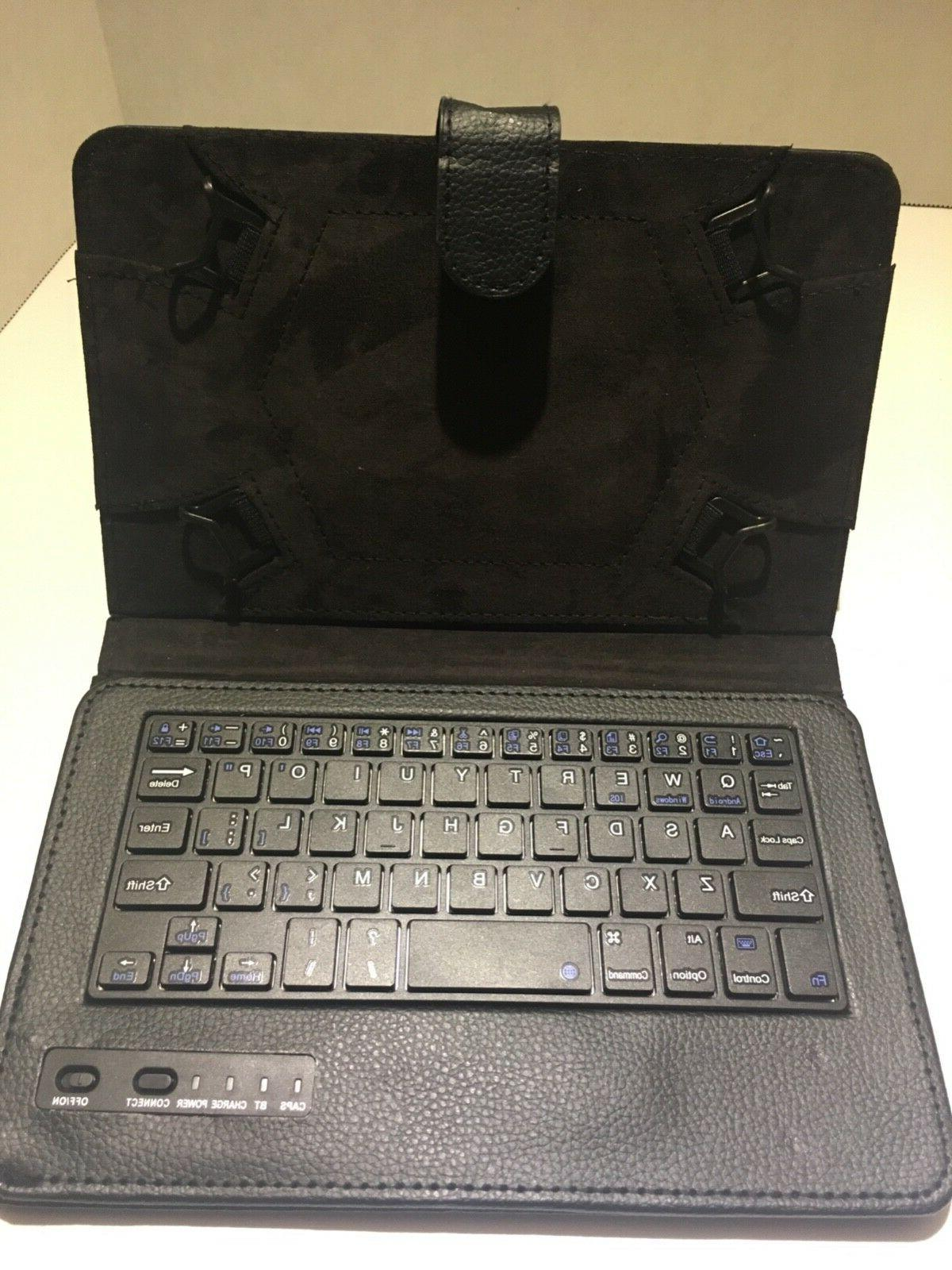 bluetooth keyboard case for 7 8 5