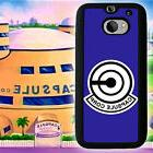 Capsule Corps Dragonball Z for Htc One M7 Htc One M8 M9 Plus