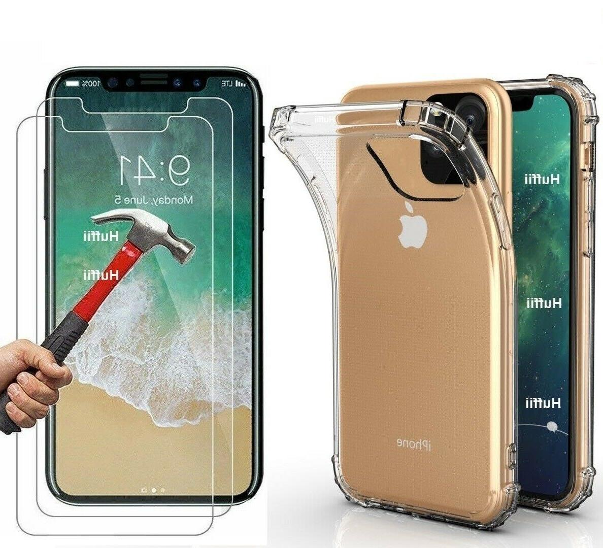 case and 2pk screen protectors for iphone