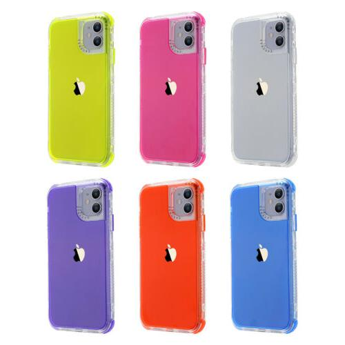 Case iPhone 12 Max Mini 11 6 Shockproof Hybrid Cover