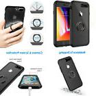 JETech Case for Apple iPhone 7 Plus and 8 Plus, Ring Holder