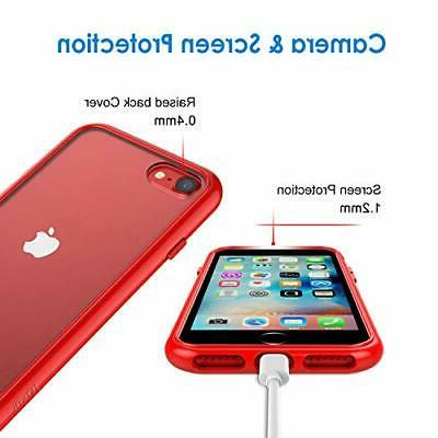 JETech for iPhone 2nd Generation, iPhone 8 and 7, 4.7-Inch,