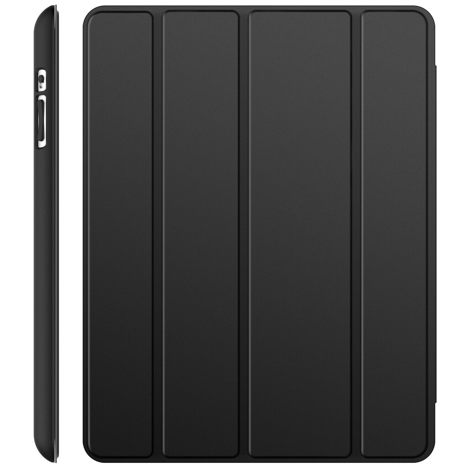 JETech Case for iPad 2 3 4  Smart Case Cover with Auto Sleep