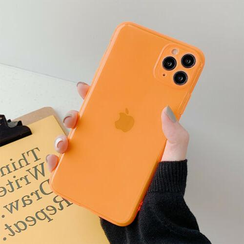 7 XR Max Cover Shockproof Silicone Cover