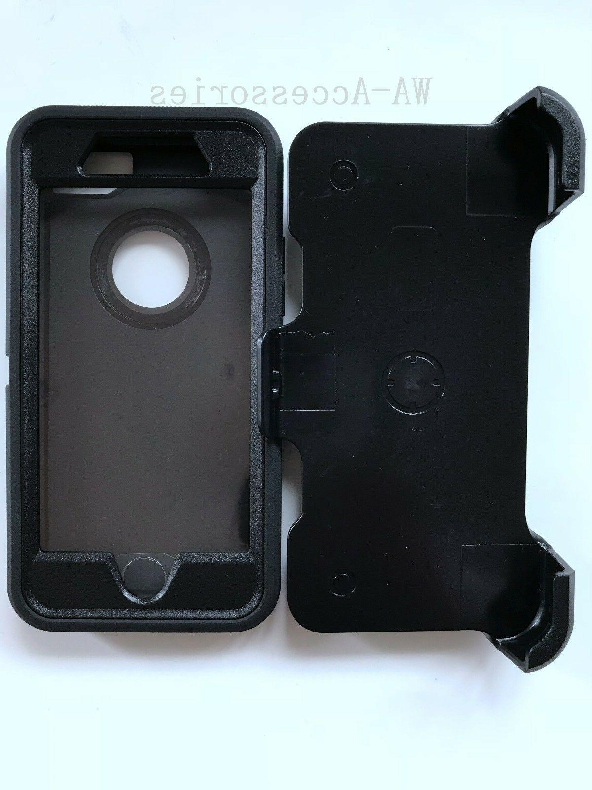 Case & 8 With Screen & Black