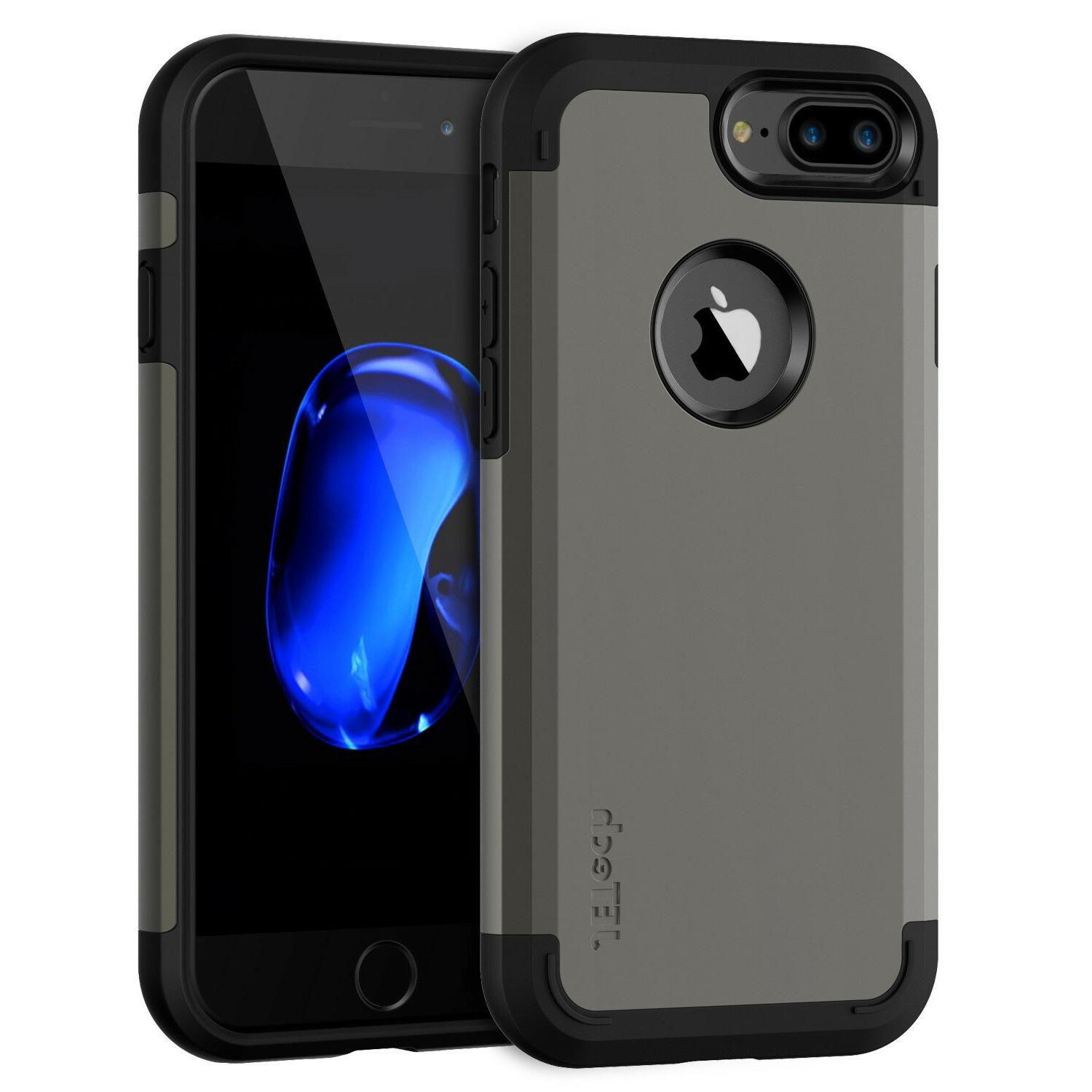 JETech Case for iPhone 8/7 and iPhone 8/7 Plus Shock-Absorpt