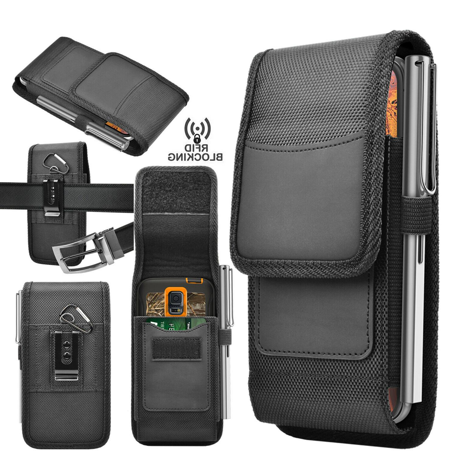 cell phone holster belt clip pouch rugged