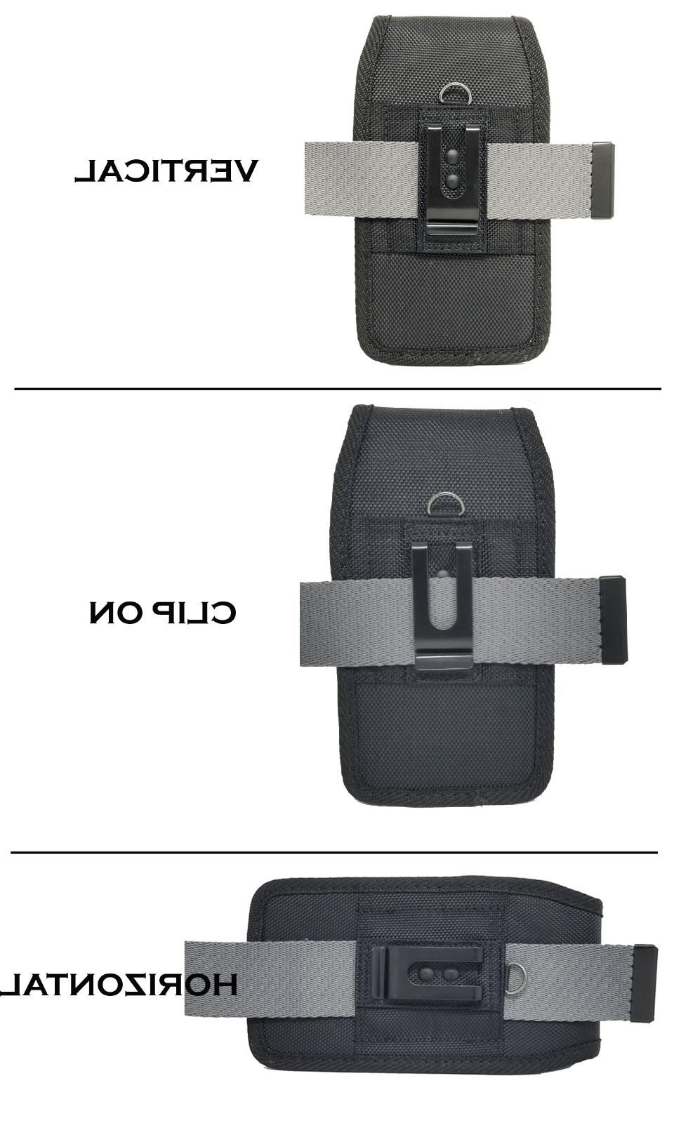 Cell Tactical Holster Loop Rugged Case