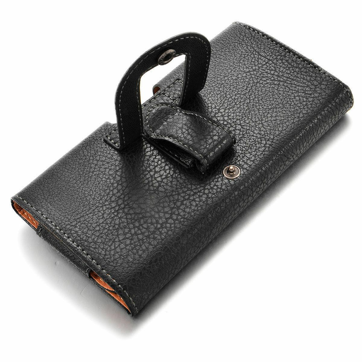 Cell Leather Pouch Cover