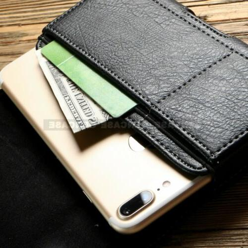 Cell Phone Cover iPhone X XS Max 6s 8 Wallet Cilp