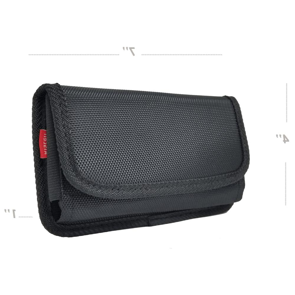 Cell Phone Rugged Holster Carrying Cover Otterbox Defender Case on it