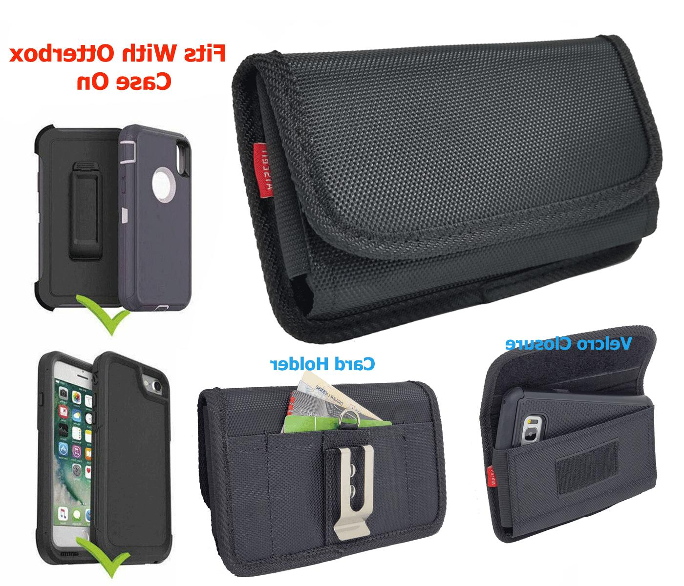 cell phone rugged pouch holster carrying cover