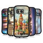 HEAD CASE DESIGNS CITY SKYLINES HYBRID CASE FOR SAMSUNG GALA