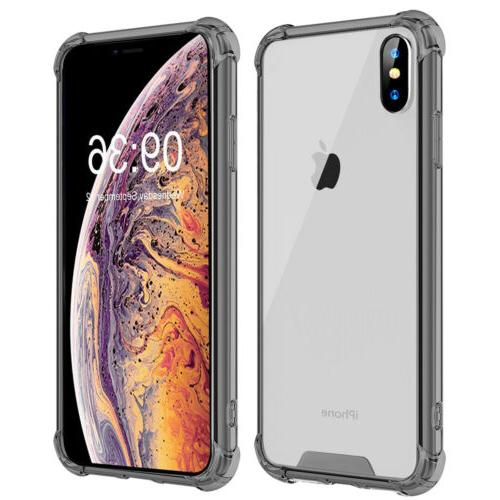 Clear Case For iPhone XS 11 Max XR 8 Plus