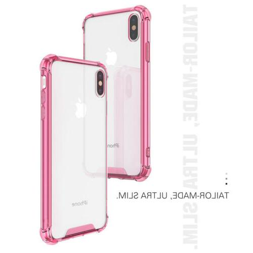 Clear Case For iPhone 11 Max X 8