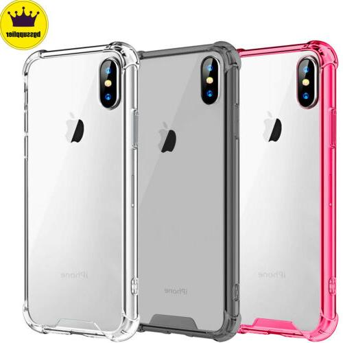 clear hard case cover for iphone xs